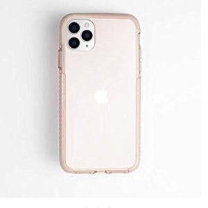Body Guardz iPhone 11 Pro pink clear phone case📱